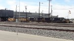 NS 7521, 2622 and UP 7001 and 5496