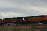 BNSF 7469 and 6891