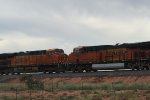 BNSF 6891 and 7500
