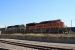 BNSF 9444 and 9320