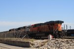 BNSF 9786, 9552, and 6101