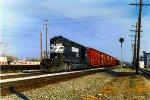 NS 3260 leads a local thru Suffolk, VA