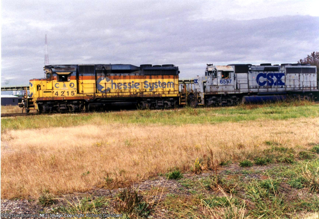 Chessiee and CSX Power