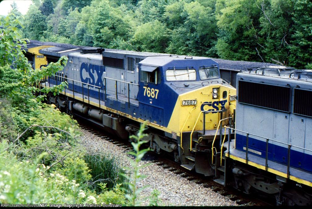 CSX 7687