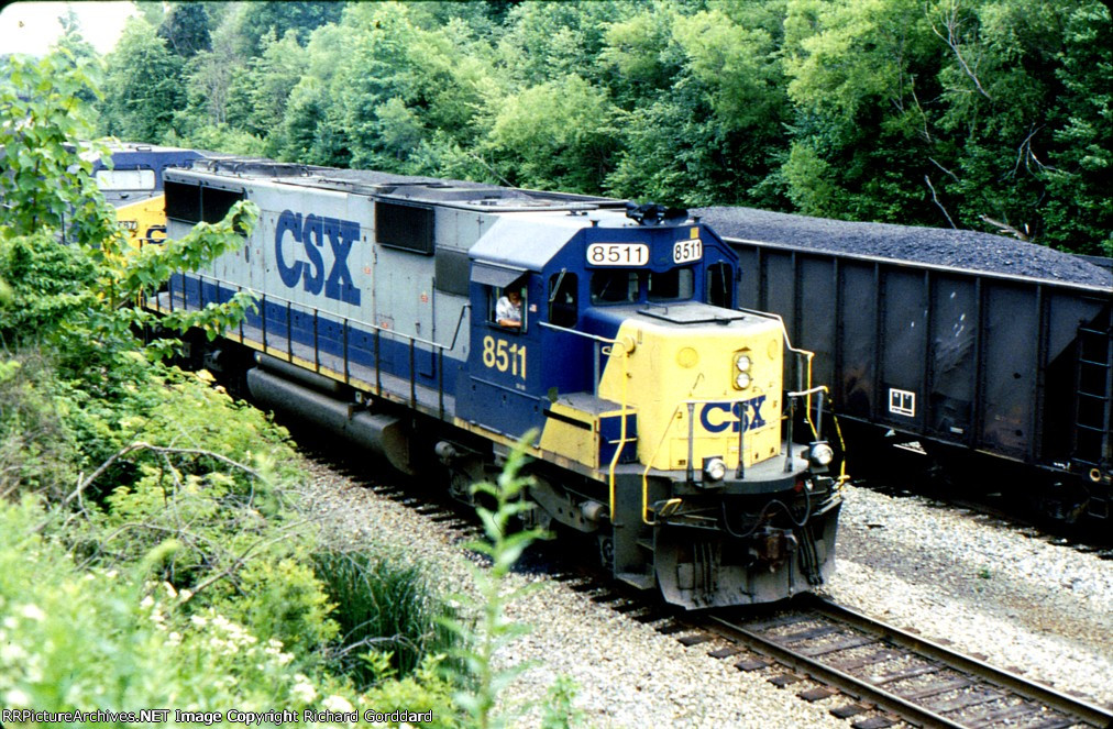 CSX 8511