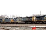 CSX 482 and 725