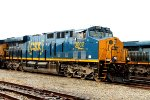 CSX Box Car Logo #3002