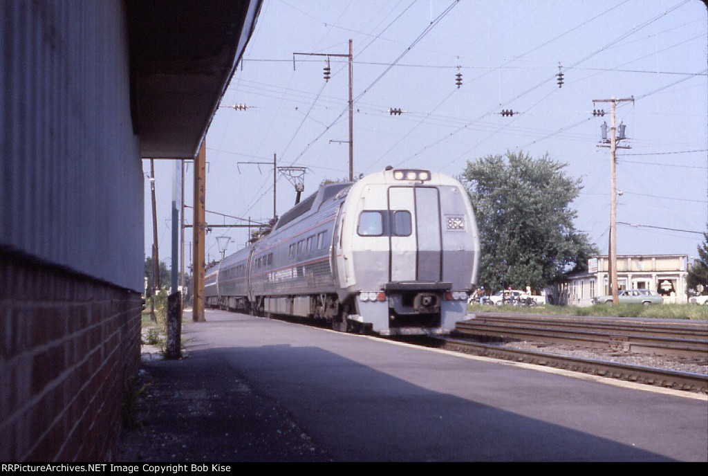Amtrak 862 South