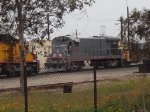 UP R/C Train