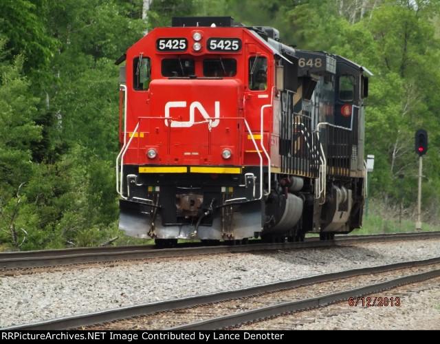 CN SD 60