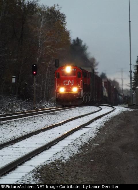 CN SD60