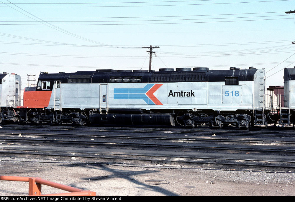 AMTK SDP40F #518