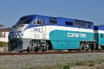 Coaster (SDNX, NCTC) F59PHI #3002