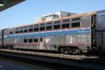 Amtrak 'Parlour Car' (lounge) ex Santa Fe #580 AMTK #39975