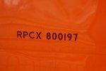 Ex Milwaukee Road #162 'Montana' RPCX #800197