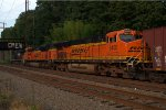 BNSF ES44AC 6400 third out on K041-13