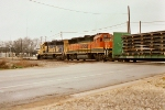 BNSF 3031 and BNSF 3037