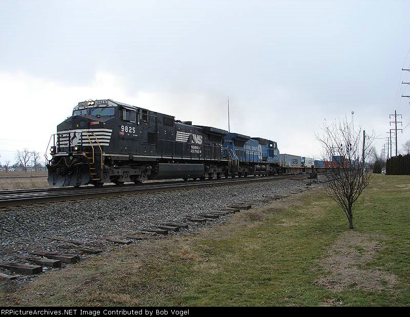 NS 9825: NS 24Z