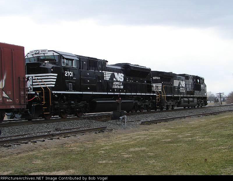 NS 2701: NS 19G