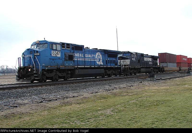 NS 8347: NS I14