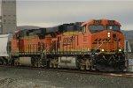 BNSF 6237 & 4010
