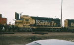 BNSF 2400