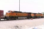 BNSF 4039 & 815
