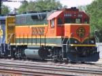 BNSF 2835
