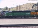BNSF 7038