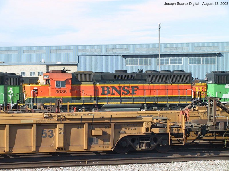 BNSF 3035