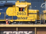 BNSF 2463