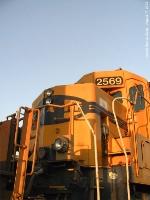 BNSF 2569