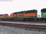 BNSF 3151