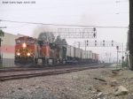 BNSF 4345