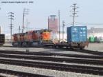 BNSF 4358