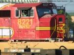 BNSF 8221
