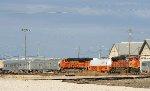 BNSF LNG Set