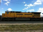 Former Union Pacific C40-8 #9341
