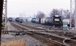 NS Yard at Fostoria