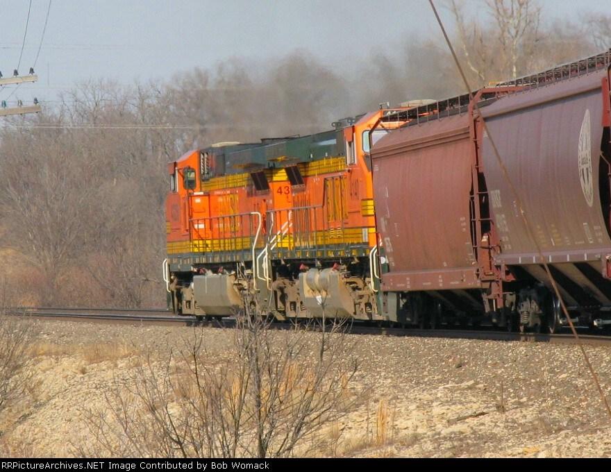 BNSF 4140