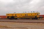 Sperry Rail Service Car