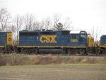 CSX 6908 at middletown Road