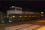 BNSF SD70MAC 9674 trails on K041-10