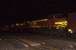 BNSF AC44CW 5708 third out on K041-10