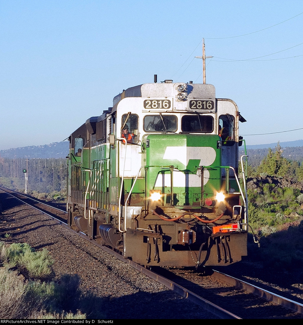 North Bound Local(Bend,Or)