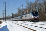 Amtrak train 184(14)