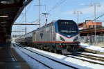 Amtrak train 184(18)