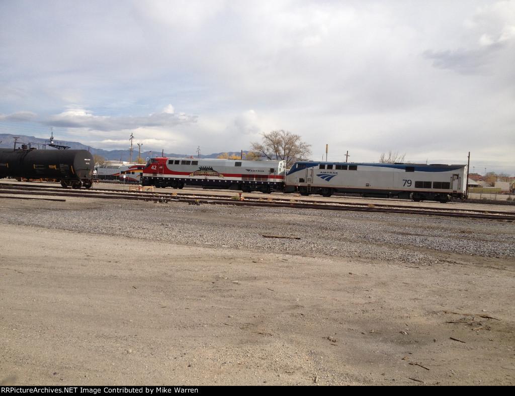Amtrak Veterans