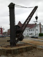 Phoenix Iron Works Crane