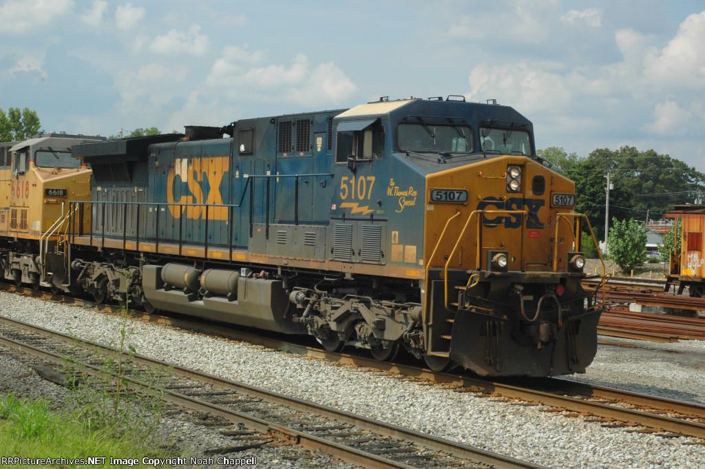 CSX 5107 Thomas Rice Special